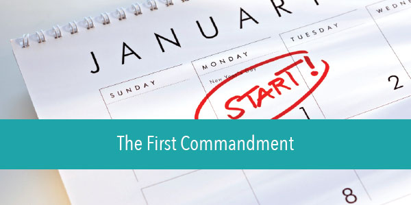 TheFirstCommandment